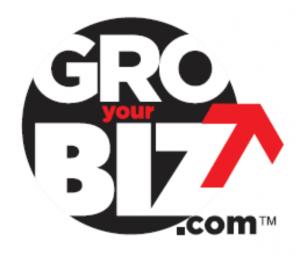 GroYourBiz Logo