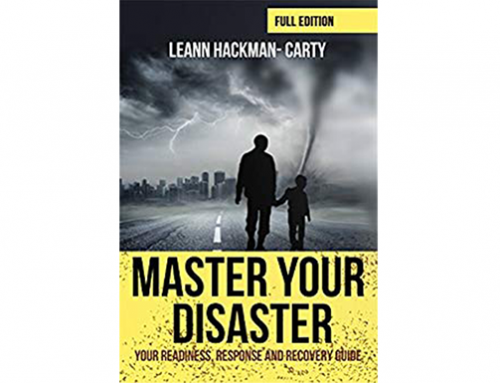 Master Your Disaster by Leann Hackman-Carty