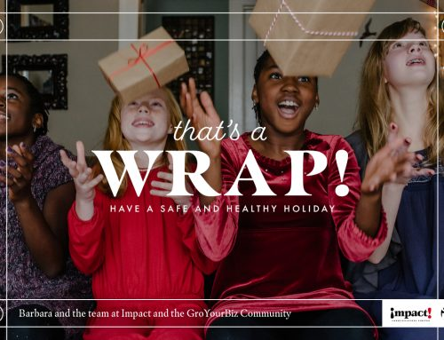 That's A Wrap – Have a Safe and Healthy 2021!