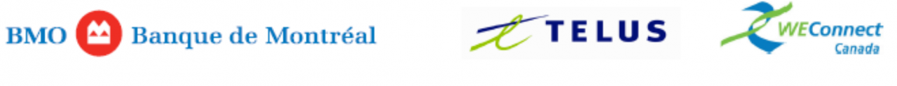 Banque du Montreal Logo Telus Logo