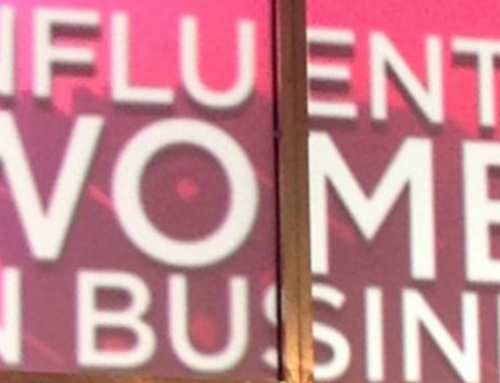 Carolyn Cross honoured with an Influential Women in Business Award in Vancouver