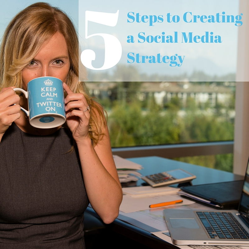 Steps to Creating Your Social Media Strategy