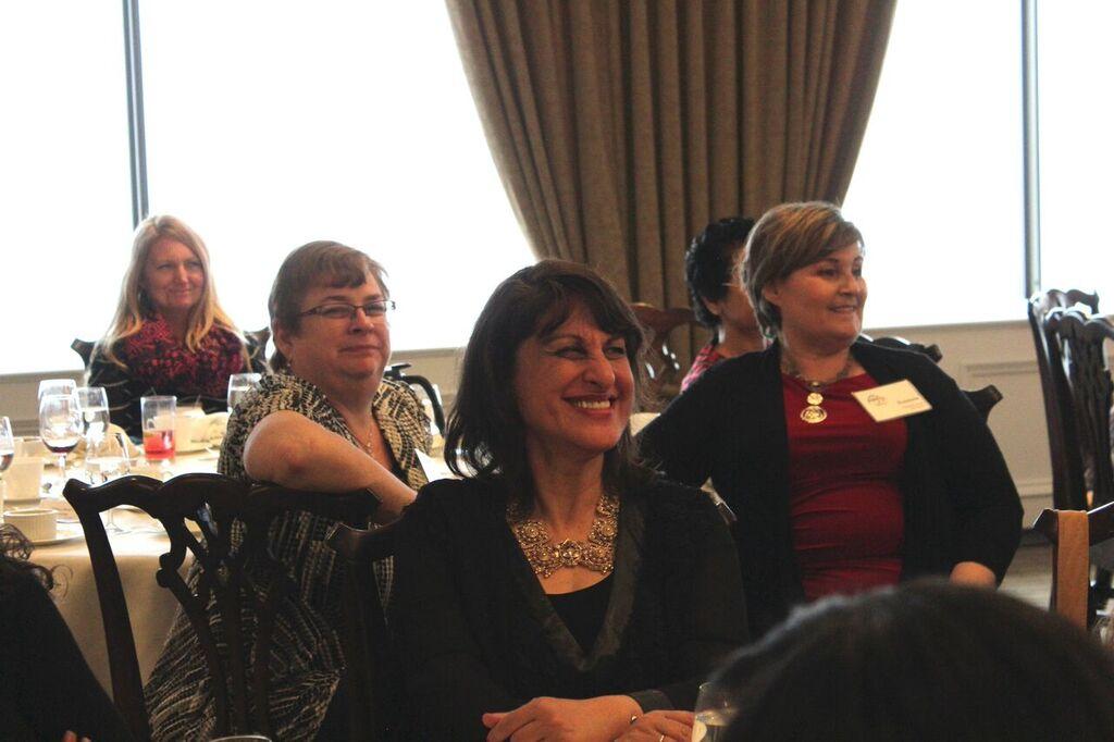 GroYourBiz Toronto Members' Holiday Luncheon 2015