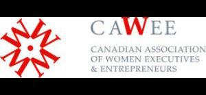 Canadian Association of Women Executives & Entrepreneurs CAWEE Logo