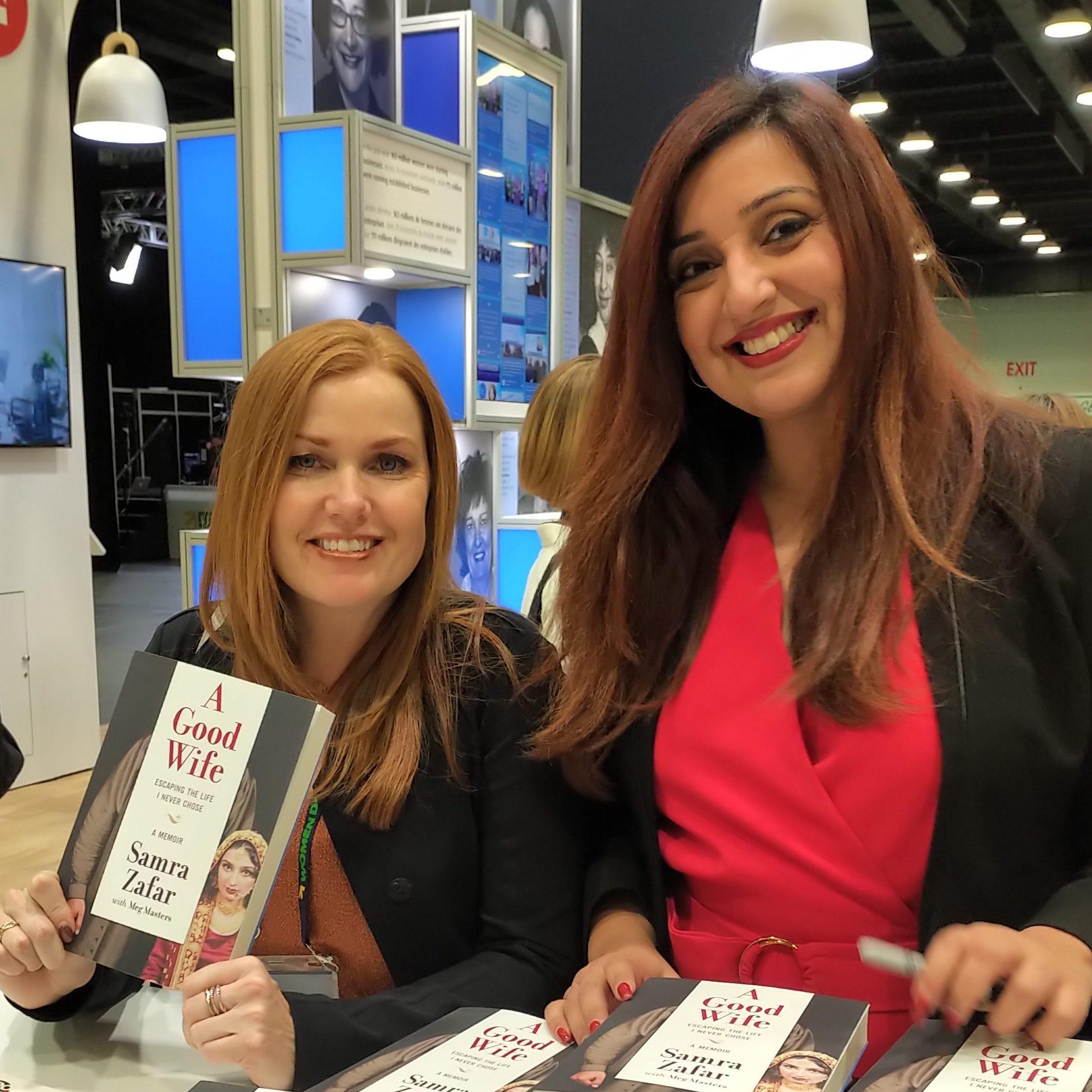 Julie Hansen & Samra Zafar GroYourBiz Advisors