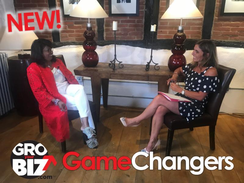 Patra De Silva & Emma-Jane Taylor GroYourBiz GYB Game Changers