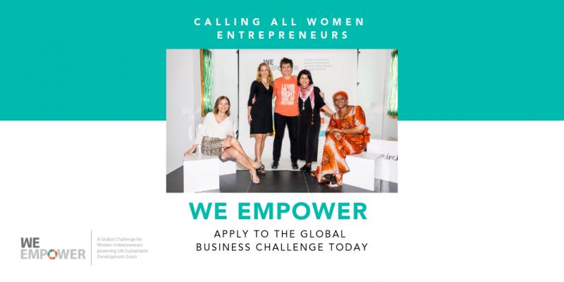 GroYourBiz WE Empower UN SDG Awardees 2018