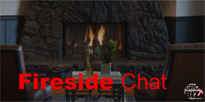 Fireside Chat GroYourBiz Marg Hachey 2019