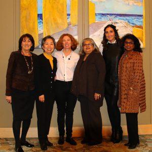 GroYourBiz Fellowship Sponsors Barbara Mowat, Eva Sun, Sylvie Peltier, Annar Mangalji, Brittany Manulak, Patra De Silva