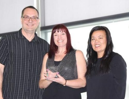 Congratulations to GroYourBiz Grande Prairie Chair!
