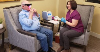 Coronavirus-Noses-being-sanitized-at-an-Edmonton-seniors-home-odine-biomedical-groyourbiz-carolyn-cross-global-news