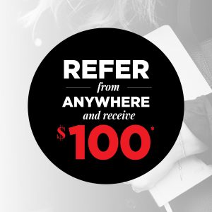 Refer A Friend and win