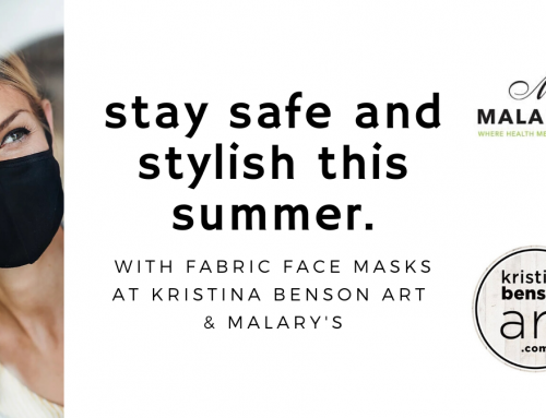Stay Safe & Stylish with Fabric Face Masks!