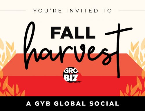 GroYourBiz Fall Harvest
