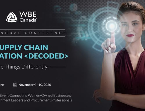 2020 WBE Canada Conference