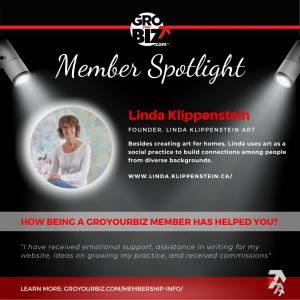 Linda Klippenstein GroYourBiz Member Spotlight