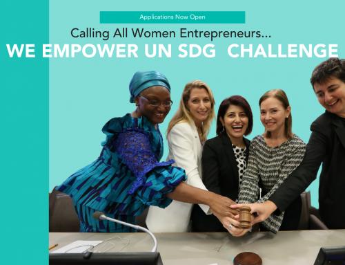 WE Empower UN SDG Challenge 2021