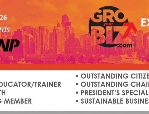 Announcing The 1st Ever GroYourBiz Awards!