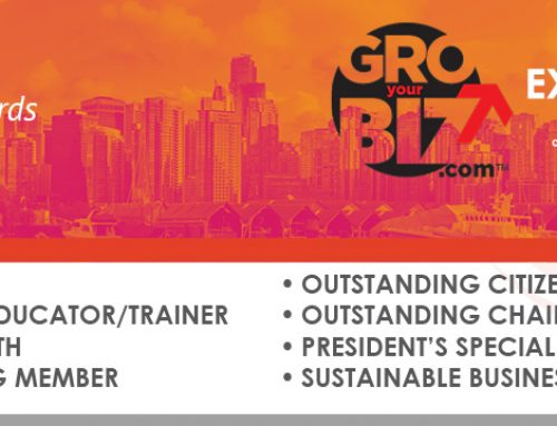Announcing The 1st Ever GroYourBiz Awards!