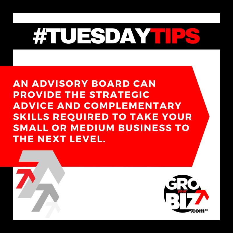 Benefits of an Advisory Board GroYourBiz