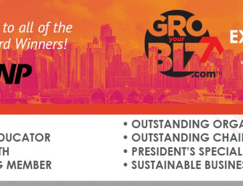 GroYourBiz Award Winners