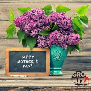 Happy Mothers Day GroYourBiz