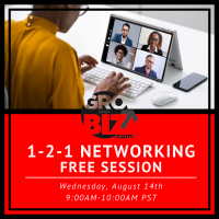1-2-1 Networking AM August