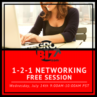 1-2-1 Networking AM July