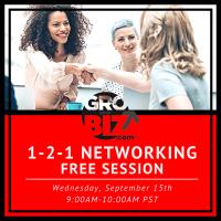 1-2-1 Networking AM September