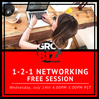 1-2-1 Networking PM July