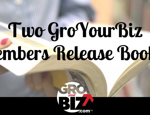 2 Inspiring GroYourBiz Members Launched Their Own Book!