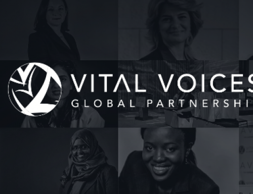 Upcoming Vital Voices Events