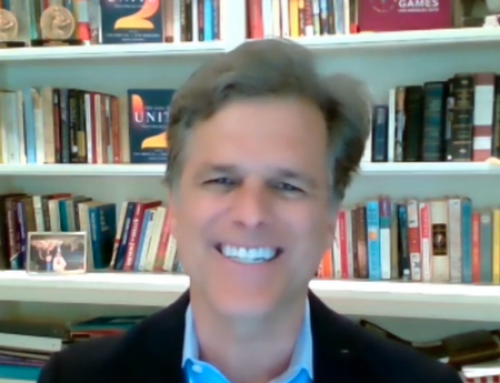 """Doom and Gloom or Voices of HOPE? Tim Shriver's Reminder to """"UNITE: Voices of Hope and Awakening""""   A MUST WATCH excerpt from EXCELerate2021."""